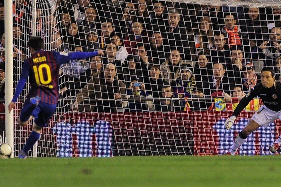 Messi Penaltis
