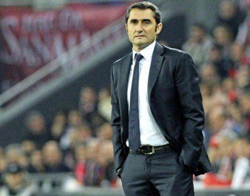 Posible once Barça