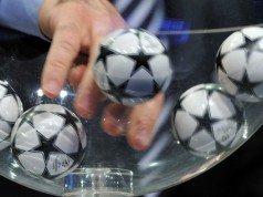 Sorteo Champions