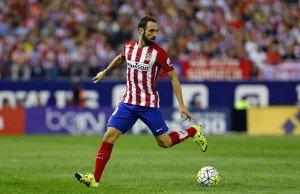 Juanfran Atlético