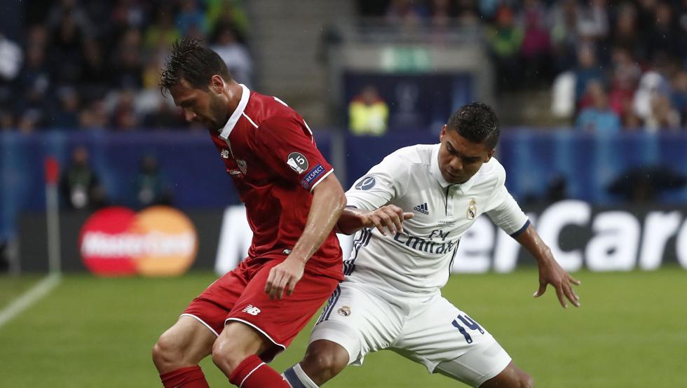 Sevilla - Real Madrid . Fuente: Mundo Deportivo