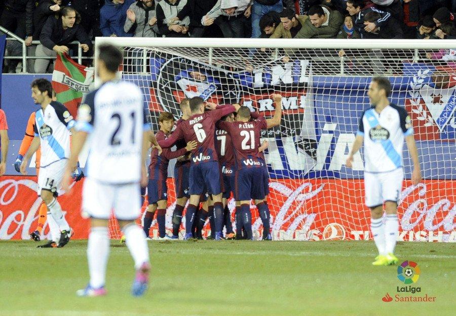 Eibar - Deportivo de la Coruña