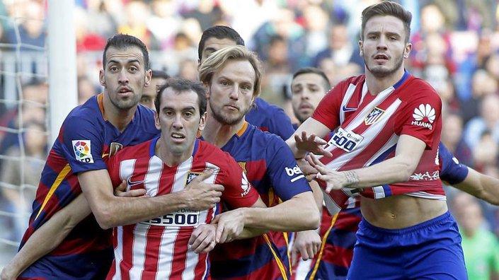 Atletico Barca