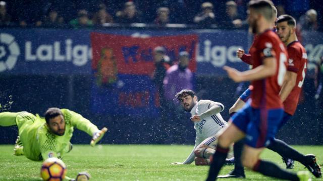 Fuente La Liga. Isco