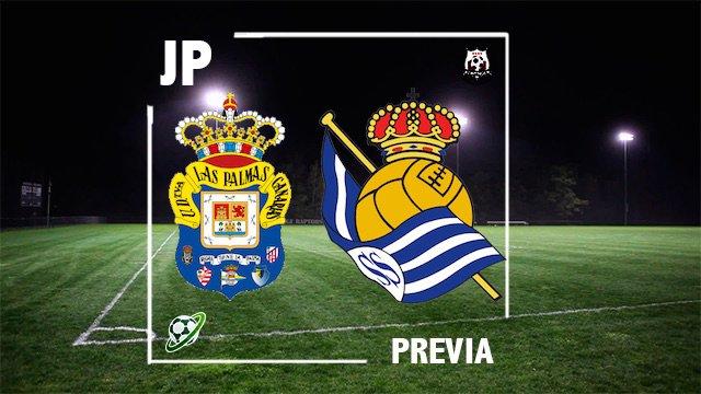 Las Palmas-Real Sociedad