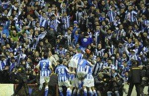 Real Sociedad gol