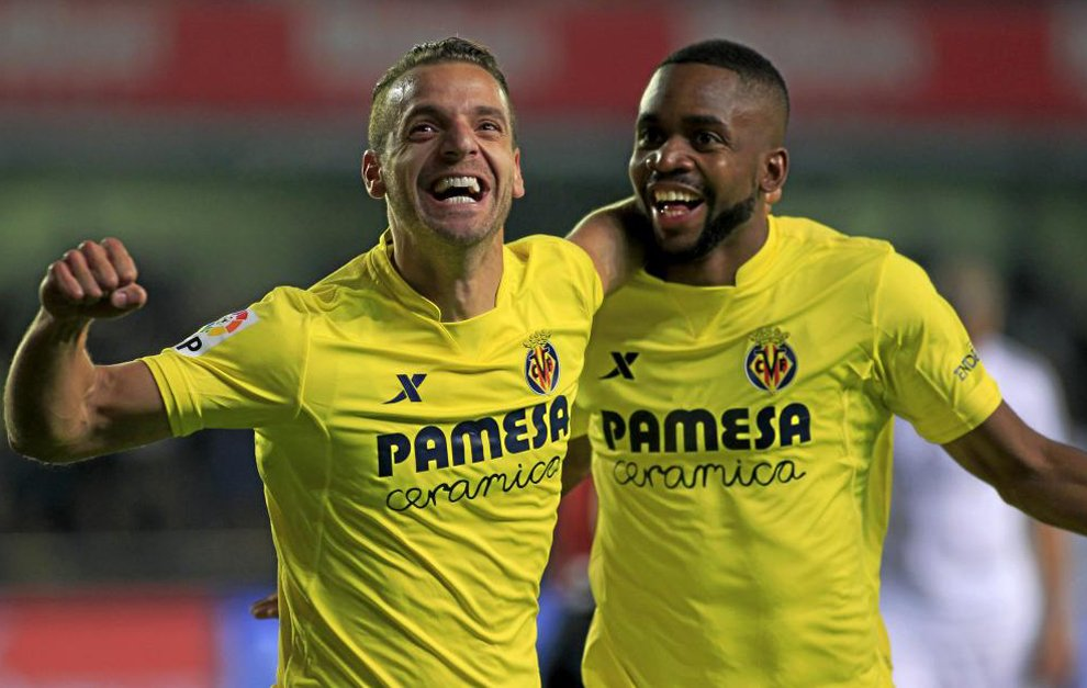 delantera Villarreal 2