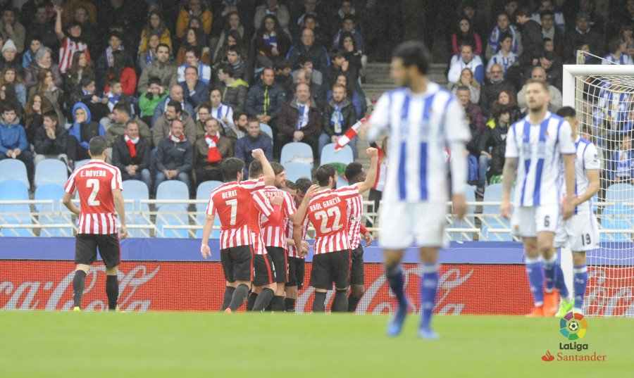 Real Sociedad - Athletic