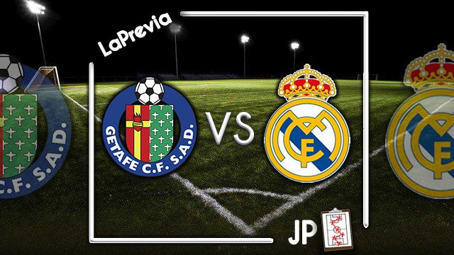 Onces Posibles Getafe-Real Madrid
