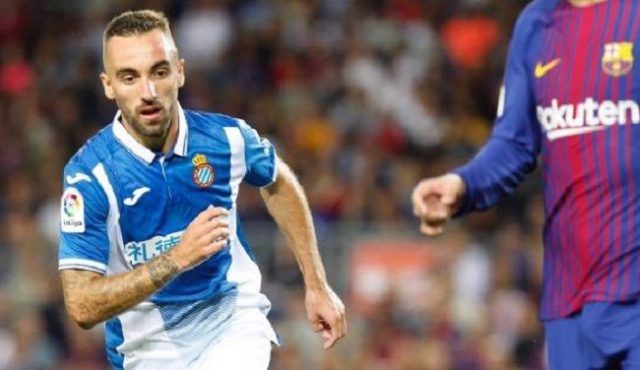 Sergi Darder frente al Barça