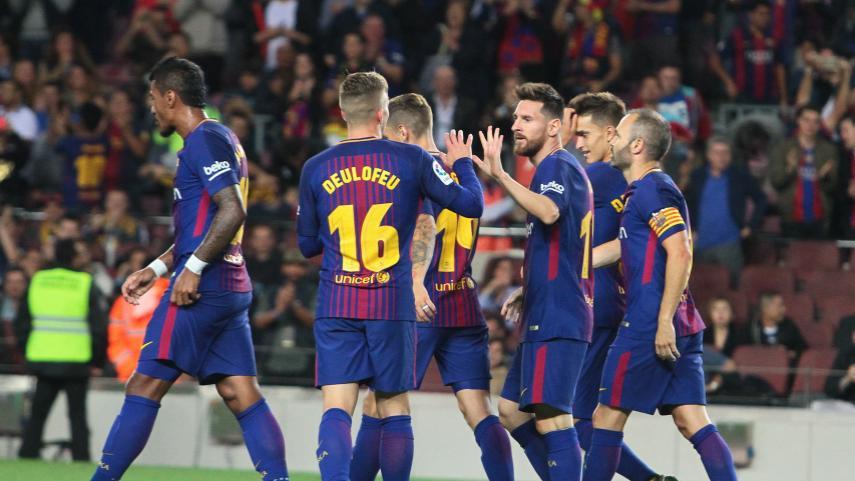 Crónica Fantasy J5: Barça – Eibar (6-1)