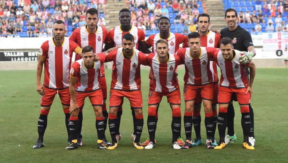 jugadores clave del Girona