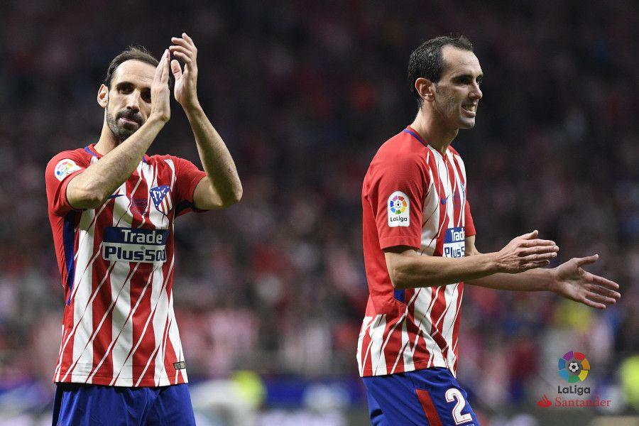 Llegan las rotaciones a la defensa del Atlético