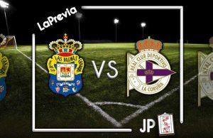 Alineaciones posibles Las Palmas - Deportivo
