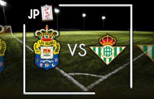 Alineaciones posibles Las Palmas - Betis