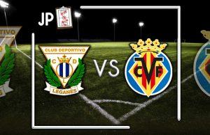 Alineaciones posibles Leganés - Villarreal