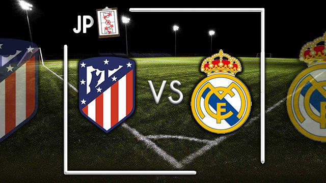 Alineaciones posibles Atlético - Real Madrid