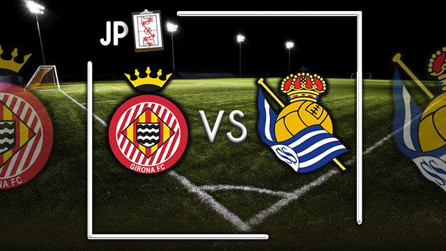 Alineaciones posibles Girona - Real Sociedad
