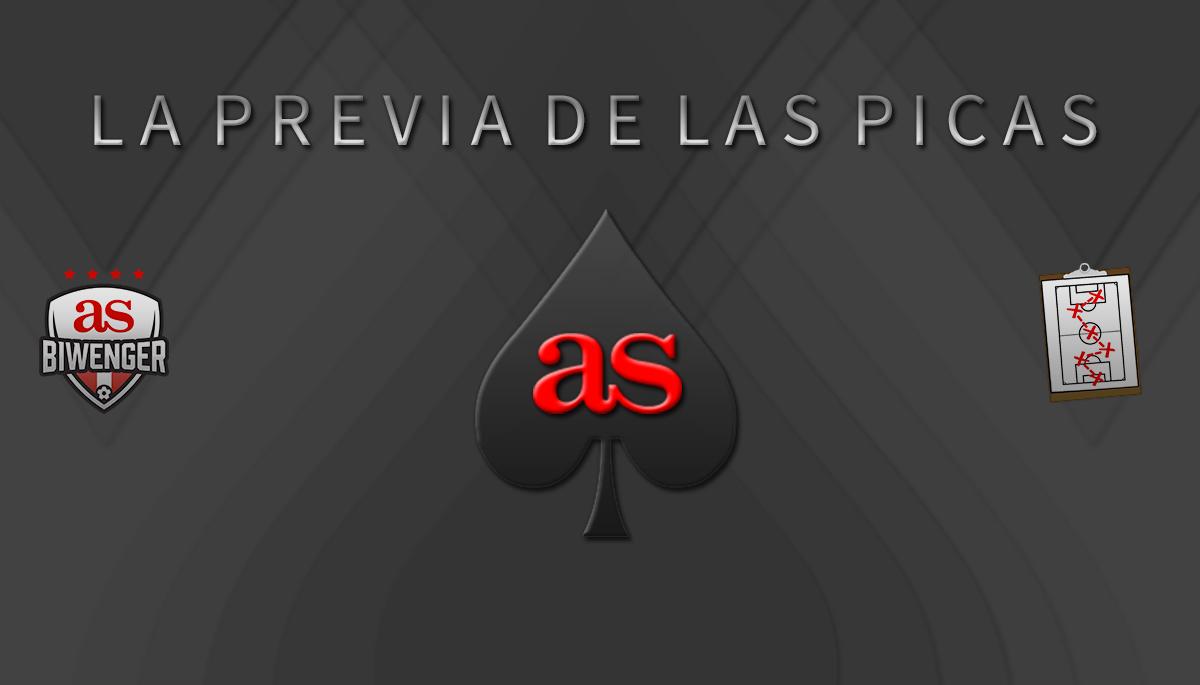Análisis Cronistas AS Jornada 13