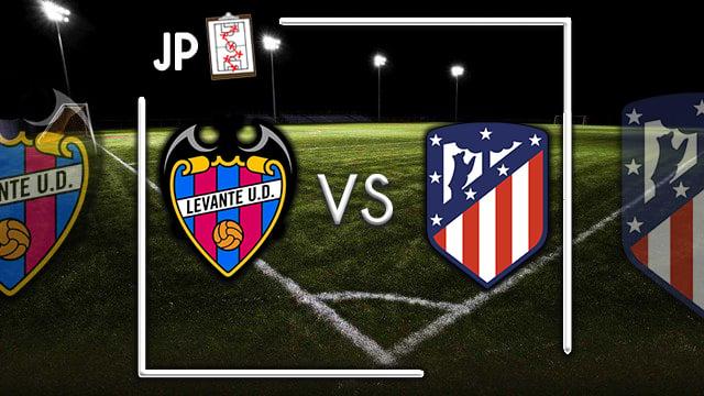 Alineaciones posibles Levante UD - Atlético de Madrid