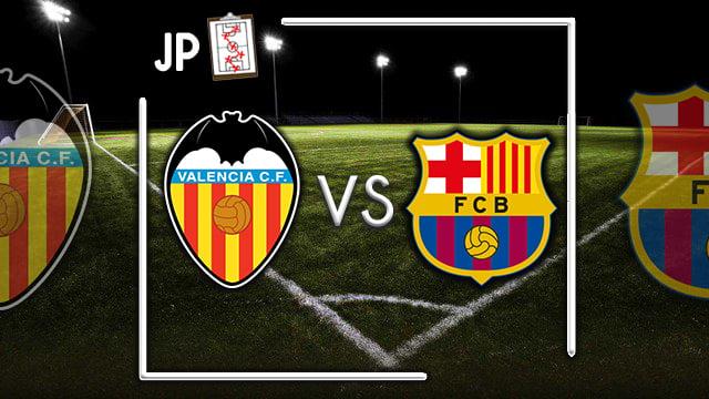 Alineaciones posibles Valencia - Barça