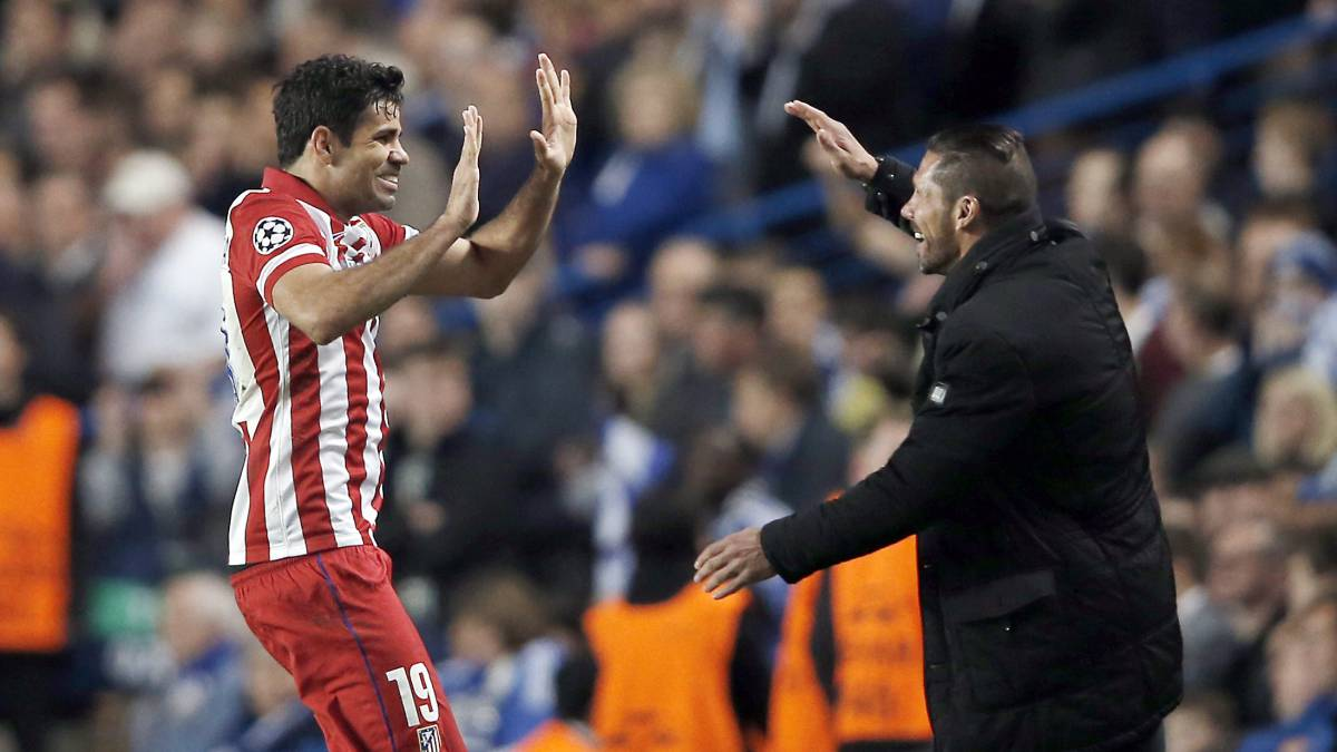 Diego Costa Simeone