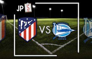 Alineaciones posibles Atlético - Alavés