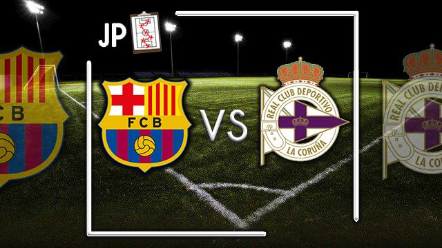 Alineaciones posibles Barça - Depor