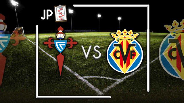 Alineaciones posibles Celta - Villarreal