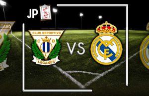 Alineaciones posibles Leganés - Real Madrid