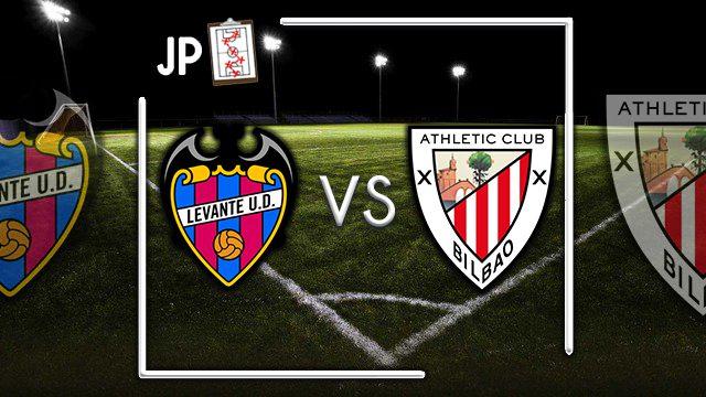 Alineaciones posibles Levante - Athletic