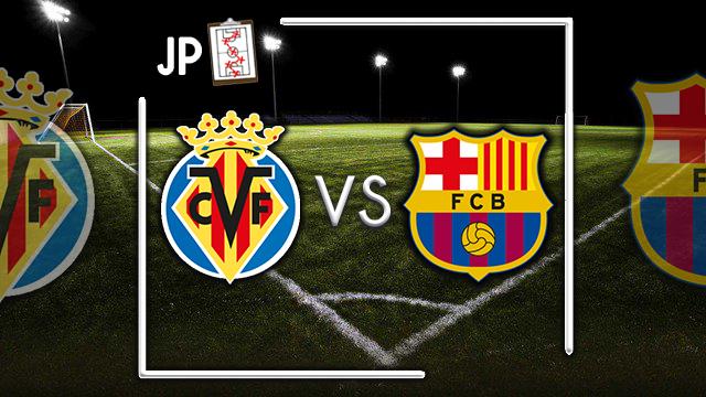 Alineaciones posibles Villarreal - Barcelona