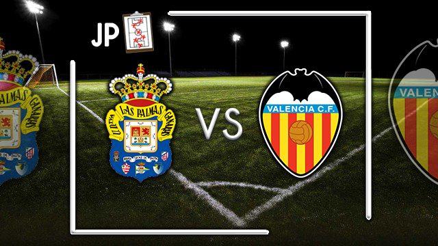 Alineaciones posibles Las Palmas - Valencia