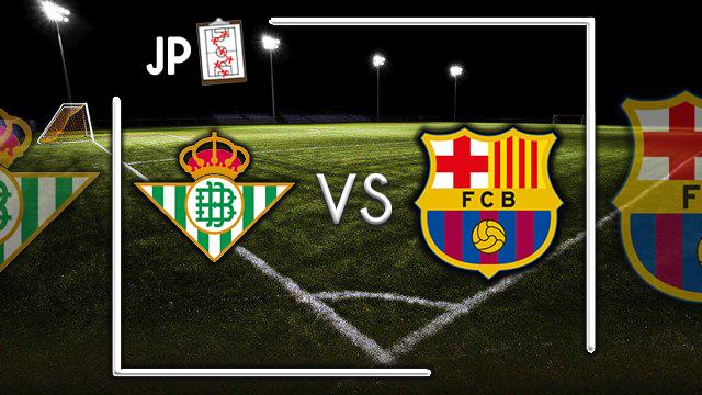 Alineaciones Posibles Real Betis - Barça