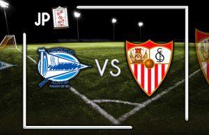 Alineaciones posibles Alavés - Sevilla