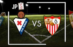 Alineaciones posibles Eibar - Sevilla