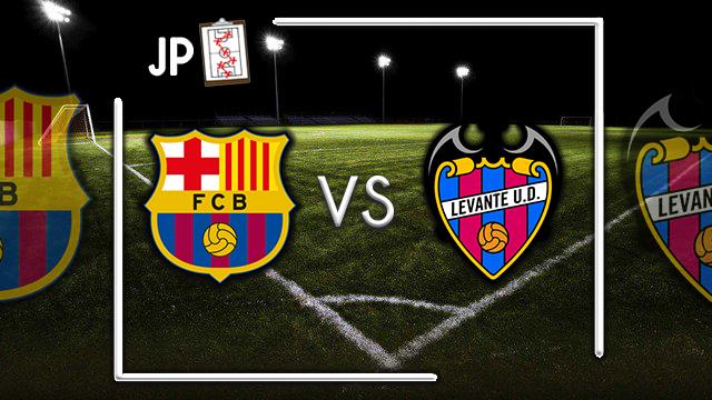 Alineaciones posibles Barça - Levante