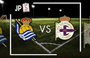 Alineaciones posibles Real Sociedad - Deportivo