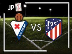 Alineaciones posibles Eibar - Atlético de Madrid