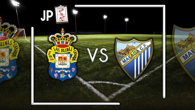 Alineaciones posibles UD Las Palmas - Málaga