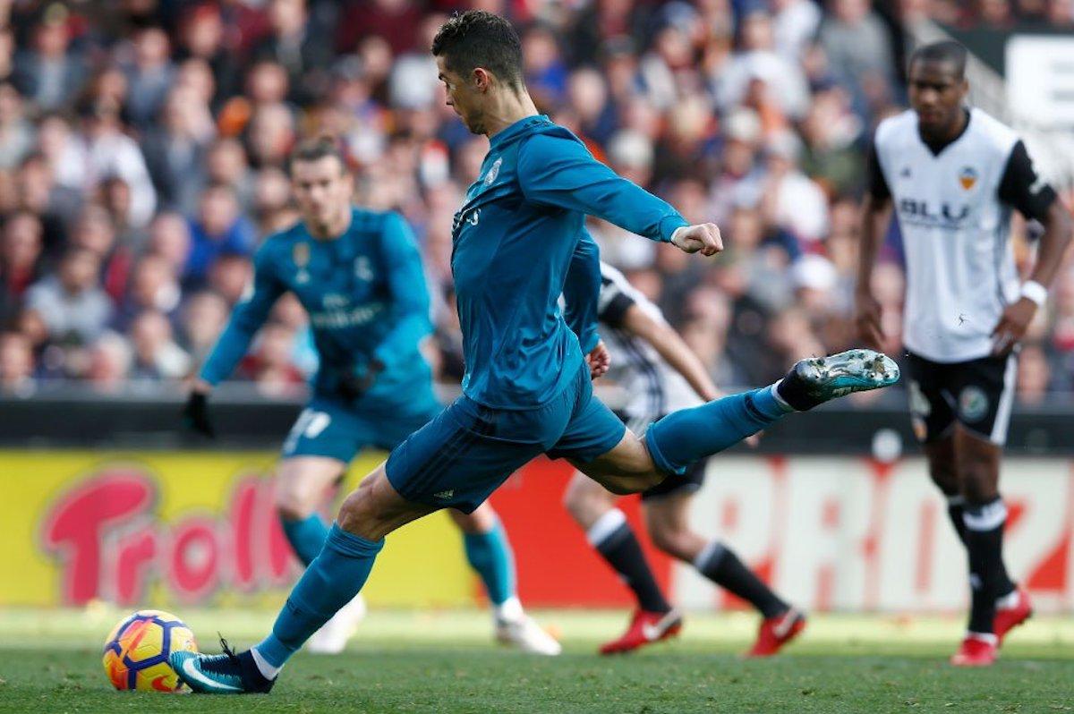 Cristiano Ronaldo penalti