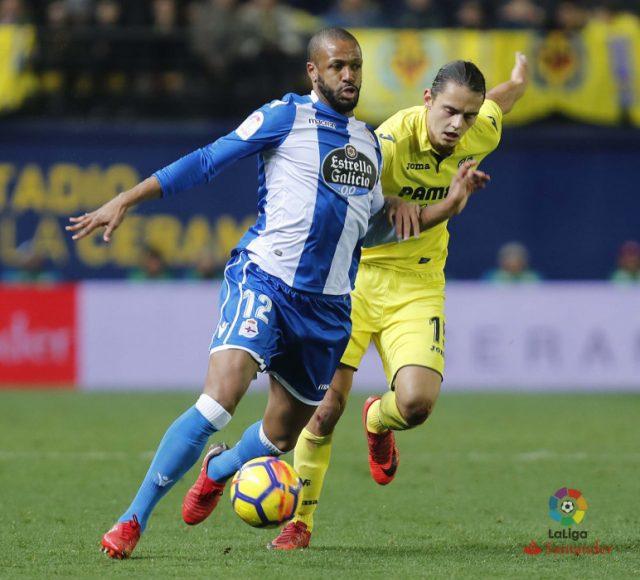 Villarreal-Deportivo de la Coruña