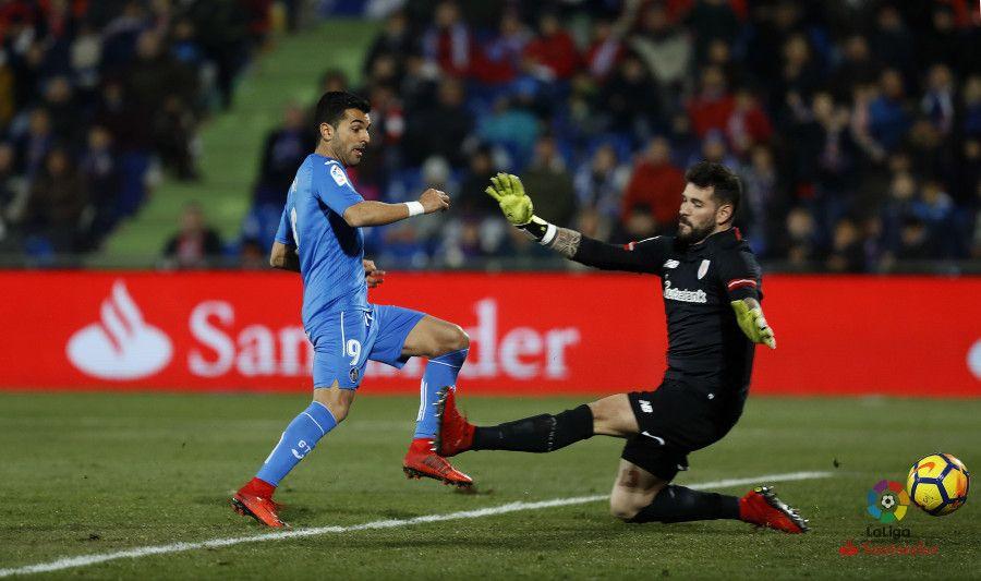 Ángel Rodríguez salva al Getafe (2-2)