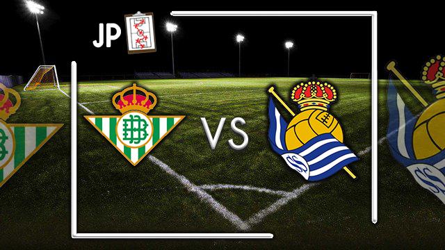 Alineaciones posibles Betis - Real Sociedad