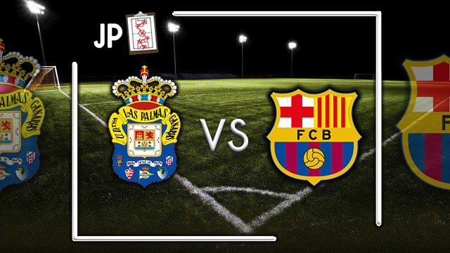 Alineaciones posibles Las Palmas - Barça