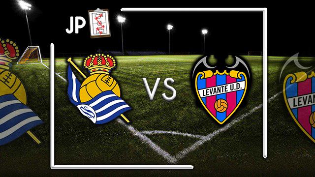 Alineaciones posibles Real Sociedad - Levante