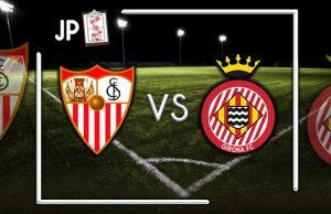 Alineaciones posibles Sevilla - Girona