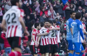 Athletic Club - Málaga
