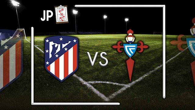 Alineaciones posibles Atlético - Celta