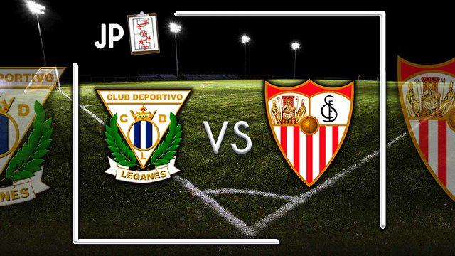 Alineaciones posibles Leganés - Sevilla